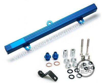 EPMAN BLUE INJECTOR FUEL RAIL KIT TURBOCHARGE CAR fits TOYOTA 94-99 MR2 S-GTE