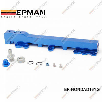 EPMAN FUEL RAIL KITS TURBOCHARGE CAR fit HONDA ACURA 90-01 INTEGRA B-SERIES DOHC
