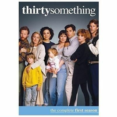 thirtysomething: The Complete First Season (DVD, 2009, 6-Disc Set) NEW RARE