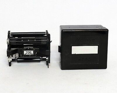 Mamiya M645Super M645 Super 220 Roll Film Holder