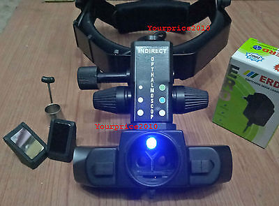 Hot Sale New Indirect Ophthalmoscope with Accessories Brand KFW