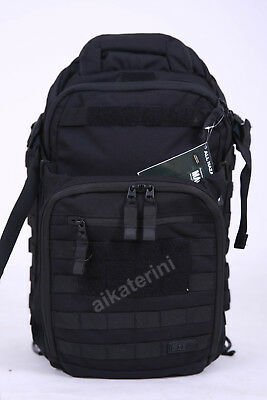 5.11 Tactical All Hazards Prime backpack Black New with tags