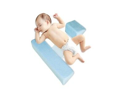 Wedgy Infant Baby Newborn Sleep Wedge Pillow Sleep Positioner (0-9 Months) Adjus
