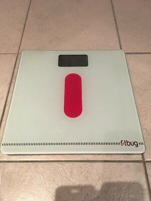 WOW Bluetooth Smart Scale Fitbug Bluetooth Body Scales IOS and Android