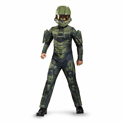Halo Master Chief Classic Costume Child X-Large 14-16