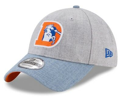 reputable site fd7b2 7468a Denver Broncos New Era 9Forty NFL Historic
