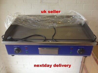 Large 73Cm Stainless Steel  Flat  Commercial   Electric Griddle