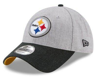purchase cheap 671c5 bb91c Pittsburgh Steelers New Era 9Forty NFL