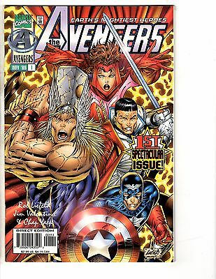 Lot Of 11 Avengers Marvel Comic Books # 1 2 3 4 6 7 8 9 10 12 13 Hulk Thor NP1