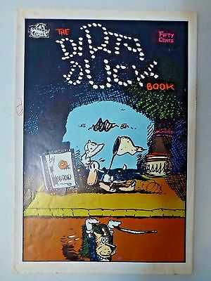 1971 The Dirty Duck Book #1 First Printing Underground Comix Comic Book