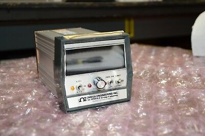 Omega Engineering Temperature Controller With LED Read Out 166-712