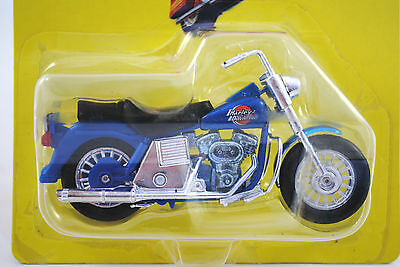 Matchbox Detailed 1:18 HARLEY DAVIDSON SPORTSTER Motorcycle MOC
