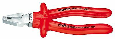 KNIPEX 0207225 High Leverage Combination Pliers VDE