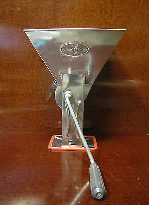 Vintage Himark Pureer, Stainless Steel Tomoto & Fruit Strainer Juicer. ITALY