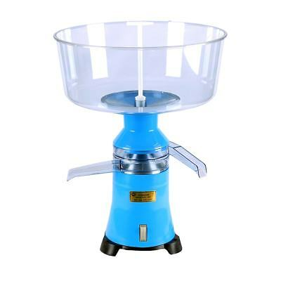 Milk Cream Electric Centrifugal Separator Polypropylene Machine 100l/H Worldwid