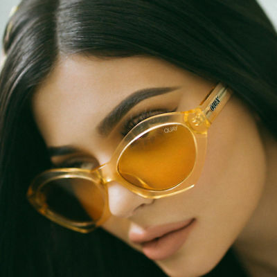 Quay x Kylie Jenner As If Sunglasses EXCLUSIVE COLLECTION + Leather Case