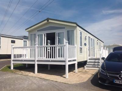Weymouth Luxury Static Caravan Holidays 2019 Platinum Sea View