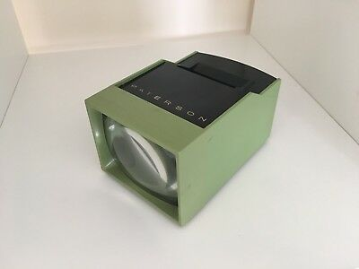 Paternoster Slide Viewer Photography Equipment