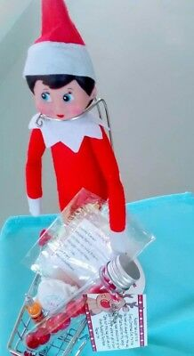 For use with Elf on the Shelf SHOPPING TROLLEY and Accessories