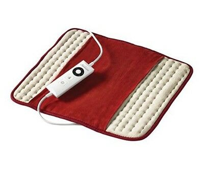 Personal Electric Therapeutic Heating Pad Heat Relief Warmth Comfort Mat Sunbeam