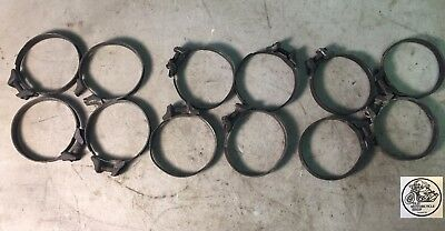1979 Honda Cbx 1000 Carb Carburetors Manifold Clamps Oem