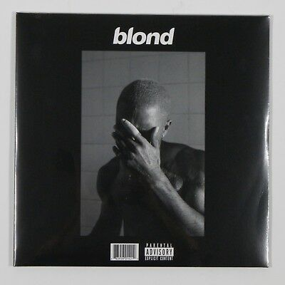 "Frank Ocean - Blond Blonde [2LP] 2016 RSD Black Friday Vinyl Record 12"" x/500"