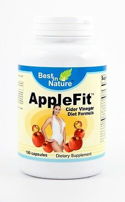 Original Best in Nature AppleFit™ -Cider Vinegar Diet Formula