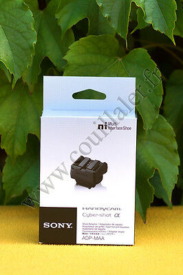Sony ADP-MAA - Adaptateur Multi-Interface Shoe (MIS) / Verrouillage automatique