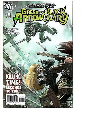 Green Arrow And Black Canary #15 & 17 1St Appearance Cupid / Carrie Hartnell Cw