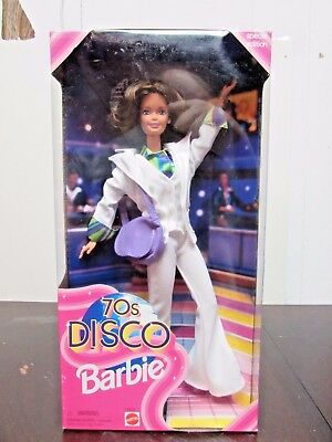 70'S DISCO Barbie Doll 1998 Special Edition NRFB