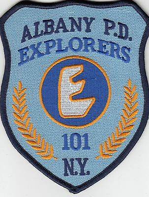 Albany Police Explorers 101 New York Patch Ny