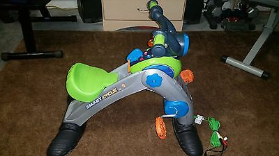Fisher Price Smart Cycle Racer Physical Learning Arcade