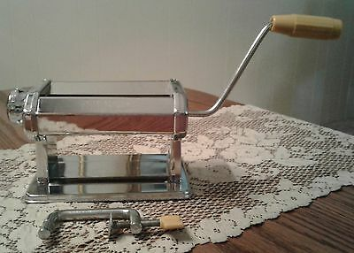 Amaco Pasta Machine for Polymer Clay & Soft Metal Sheets - 12381S - Gently used
