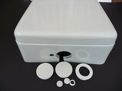 NEW Summit Dental System Delivery Unit Junction Box Assembly for Biscayne Chair