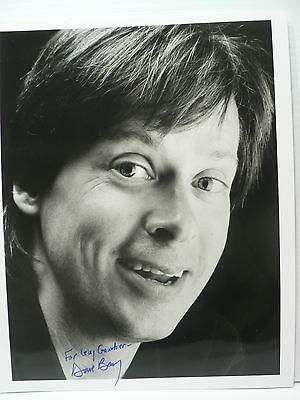 DAVE BARRY Pulitzer Prize-winning American Author * AUTOGRAPH SIGNED  PHOTO