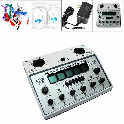 Electric Acupuncture Stimulator Machine Massager Care 6 output patch KWD808-I