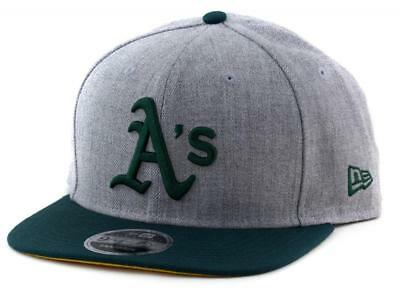 Oakland Athletics New Era MLB Team 9Fifty Hat Genuine Baseball Cap New Era