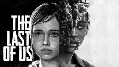 """084 The Last of Us - Zombie Survival Horror Action TV Game 24""""x14"""" Poster"""