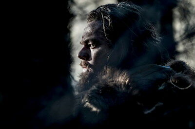 "123 Leonardo DiCaprio - The Revenant Handsome Actor Movie Star 21""x14"" Poster"