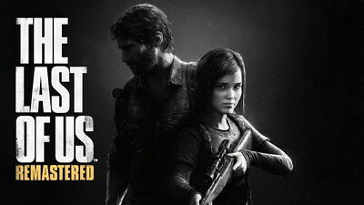 """054 The Last of Us - Zombie Survival Horror Action TV Game 24""""x14"""" Poster"""