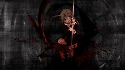 """119 Soul Eater - Shinigami Death the kid Anime 24""""x14"""" Poster"""