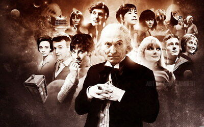 """163 Doctor Who - BBC Space Travel Season 8 Hot TV Show 38""""x24"""" Poster"""