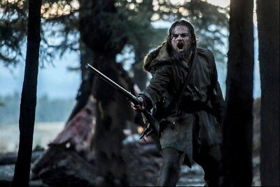 "125 Leonardo DiCaprio - The Revenant Handsome Actor Movie Star 36""x24"" Poster"