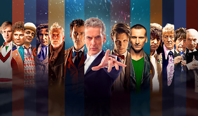 "206 Doctor Who - BBC Space Travel Season 8 Hot TV Show 40""x24"" Poster"
