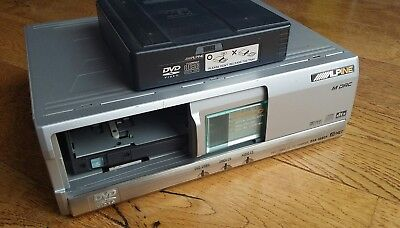 Alpine Dha S680 6 Disc Dvd Changer Dvd Player Refurbished Repair Service.