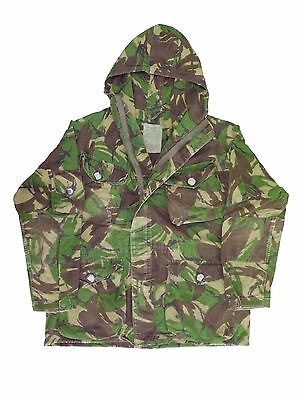 1980s British SAS/Special Forces Camouflage Windproof Smock DPM 170/112 Cold War
