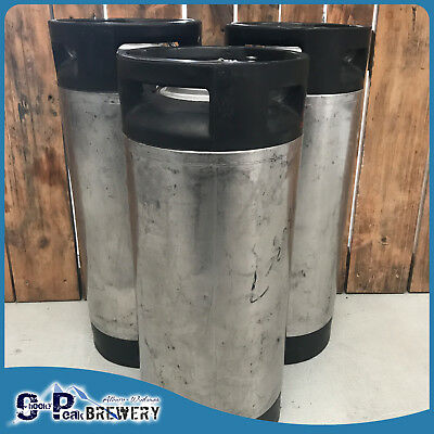 Refurbished Used 19L Ball Lock Keg - Post Mix, All Grain, Grainfather, Robobrew