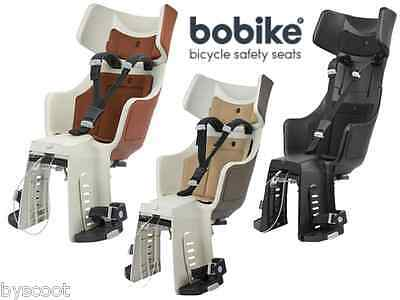 Baby carrier rear bike BOBIKE Exclusive Tour framework rear rack child NEW
