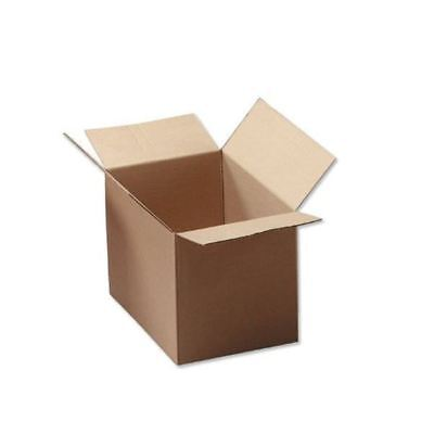 Double Wall 457x305x305mm Brown Corrugated Dispatch Cartons [JF02119]