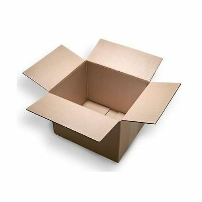 Double Wall 610x457x457mm Brown Corrugated Dispatch Cartons [JF02117]